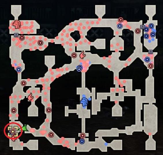 無双オロチ3 腕輪防衛戦 攻略手順1