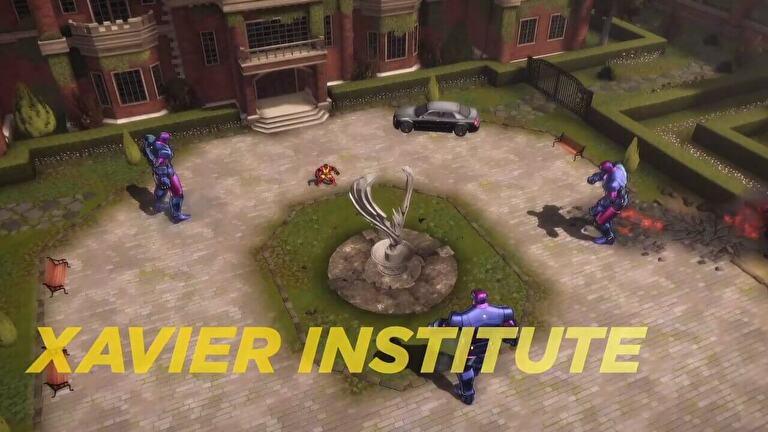 【MUA3】CHAPTER5「XAVIER INSTITUTE」攻略【マーベルアルティメットアライアンス3】