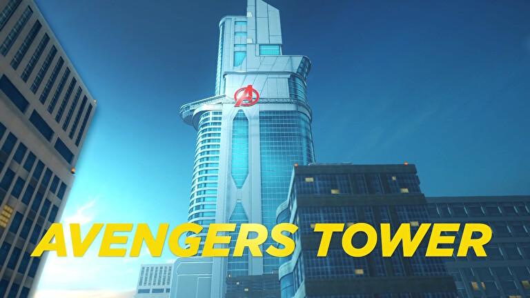 【MUA3】CHAPTER4「AVENGERS TOWER」攻略【マーベルアルティメットアライアンス3】