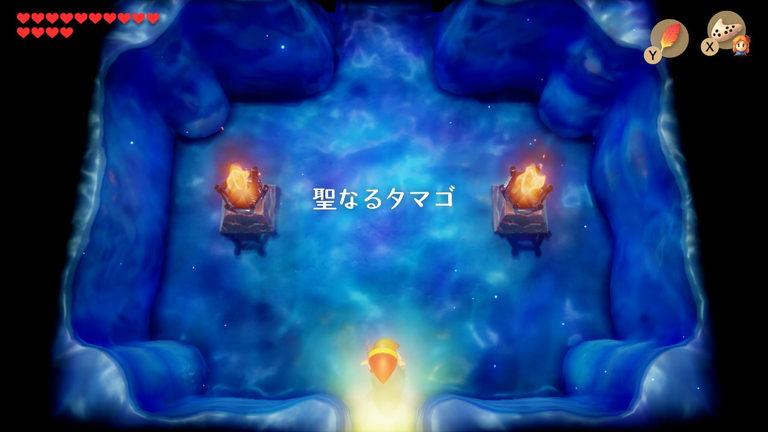 【ゼルダの伝説 夢をみる島】攻略の流れ15 「聖なるタマゴ」【リメイク】