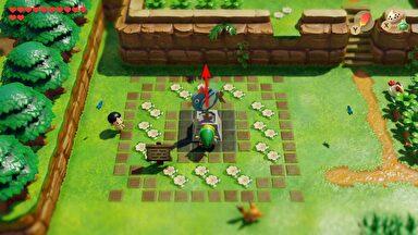 【ゼルダの伝説 夢をみる島】攻略の流れ12「空飛ぶニワトリ」~「ニワトリのカギ」を入手するまで【リメイク】画像1