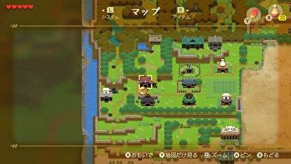 【ゼルダの伝説 夢をみる島】攻略の流れ3 「カナレットの城」【リメイク】画像1