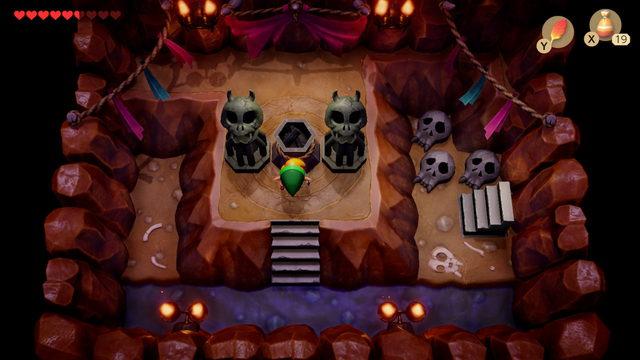 【ゼルダの伝説 夢をみる島】魔法の粉、バクダン、矢の最大所持数を増やす方法【リメイク】画像16