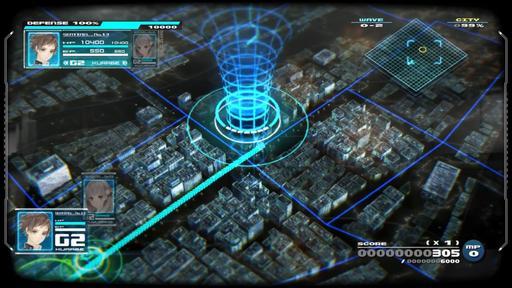 【十三機兵防衛圏】『終焉の始まり エピソード2:WAVE 0002』攻略 画像1