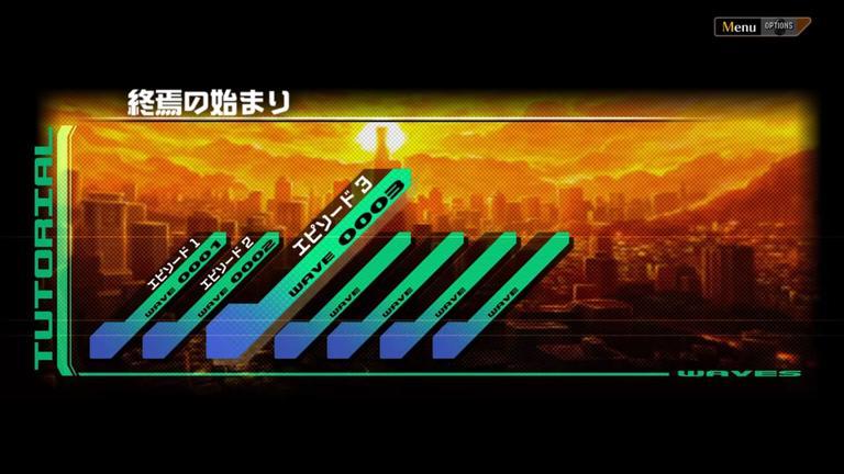 【十三機兵防衛圏】『終焉の始まり エピソード3:WAVE0003』攻略