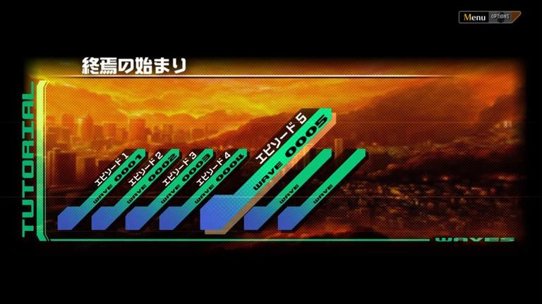 【十三機兵防衛圏】『終焉の始まり エピソード5:WAVE 0005』攻略