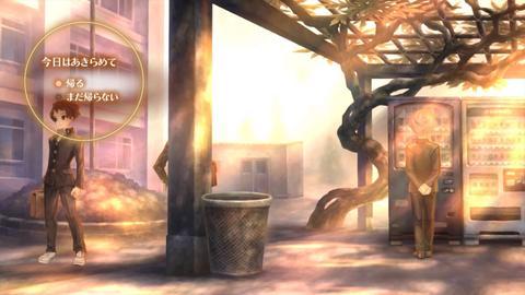 【十三機兵防衛圏:追想編】鞍部十郎 「放課後の教室」~「ニチジョウ」攻略 画像3