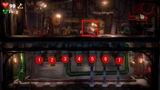 階 2 地下 マンション ルイージ 3