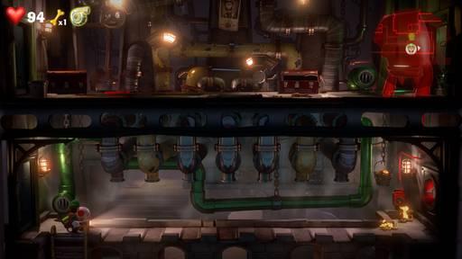 3 b2 マンション ルイージ 攻略 【ルイージマンション3 攻略】地下2階メンテナンスフロア攻略・サメの避け方・アヒルボートで戦うボスの倒し方