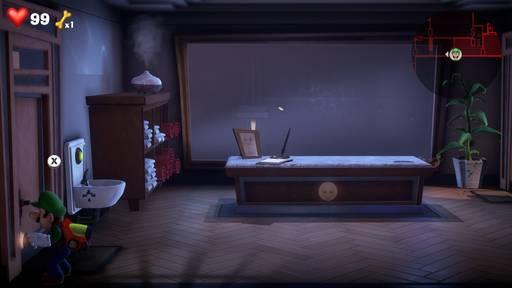 【ルイージマンション3】13階 攻略の流れ【ストーリー】画像1