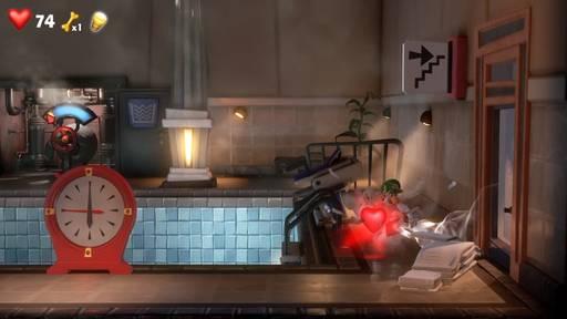 【ルイージマンション3】13階 攻略の流れ(後半)【ストーリー】画像1