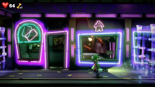 【ルイージマンション3】14階 攻略の流れ【ストーリー】画像1