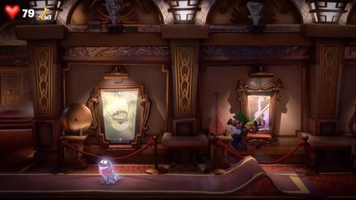 【ルイージマンション3】4階 攻略の流れ【ストーリー】画像1