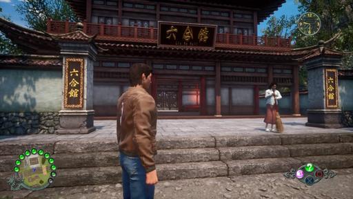 【シェンムー3】ストーリー攻略の流れ5「許さんに話を聞く」~「対岸(古城)に渡るまで」画像1