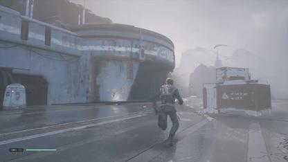 【ジェダイ:フォールン・オーダー】ストーリー攻略4 惑星ゼフォ「放棄された格納庫」~「吹きさらしの遺構」【STAR WARS】画像1