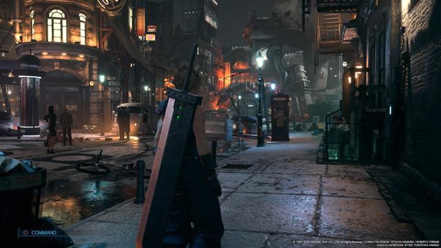 【FF7リメイク】CHAPTER2「八番街の出会い」攻略の流れ 画像1
